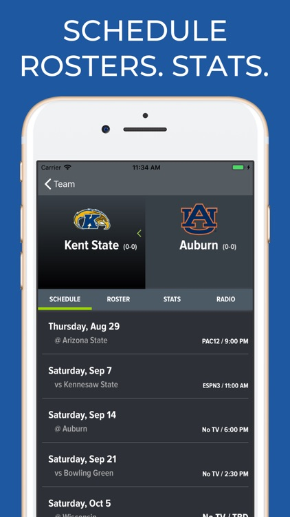 Auburn Football screenshot-9