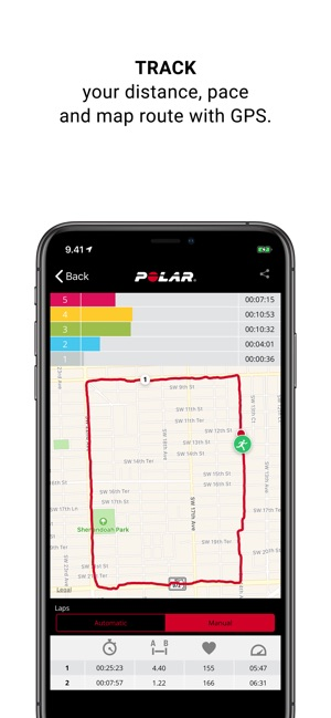 Polar Beat: Run & Fitness on the App Store