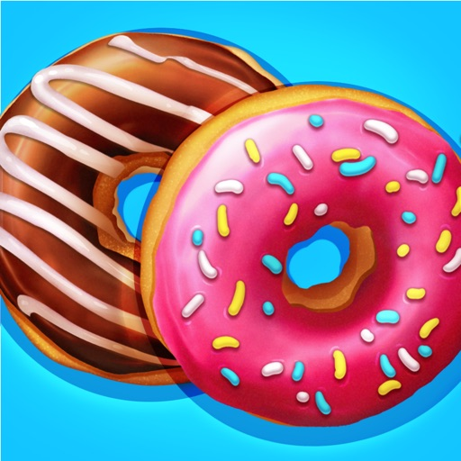 Donut Maker: Cooking Games iOS App