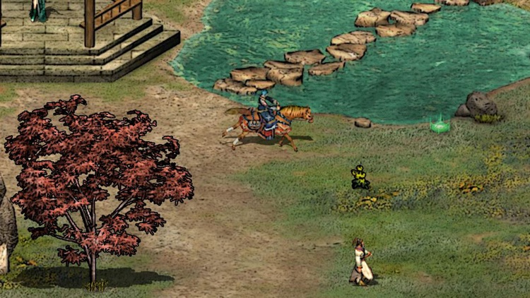 英雄群侠传II screenshot-4