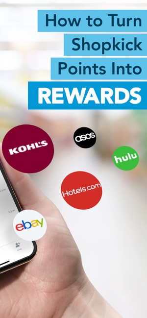 Rewards Cash Back Shopkick On The App Store