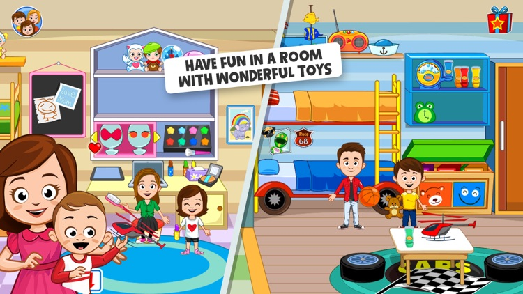 My Town : Play Doll Home Game screenshot-4