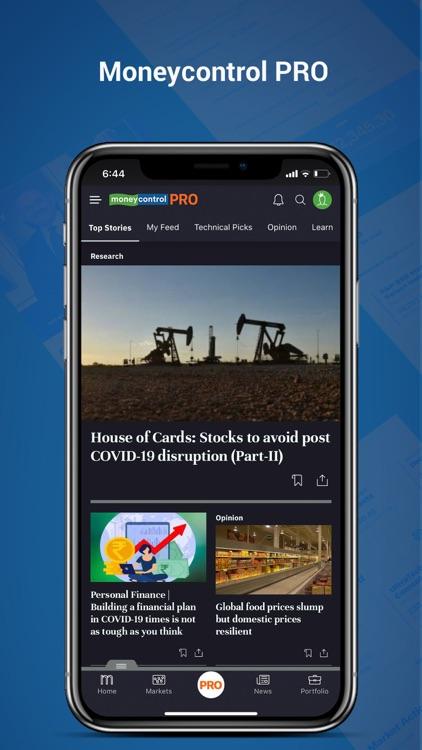 Moneycontrol - Markets & News screenshot-7