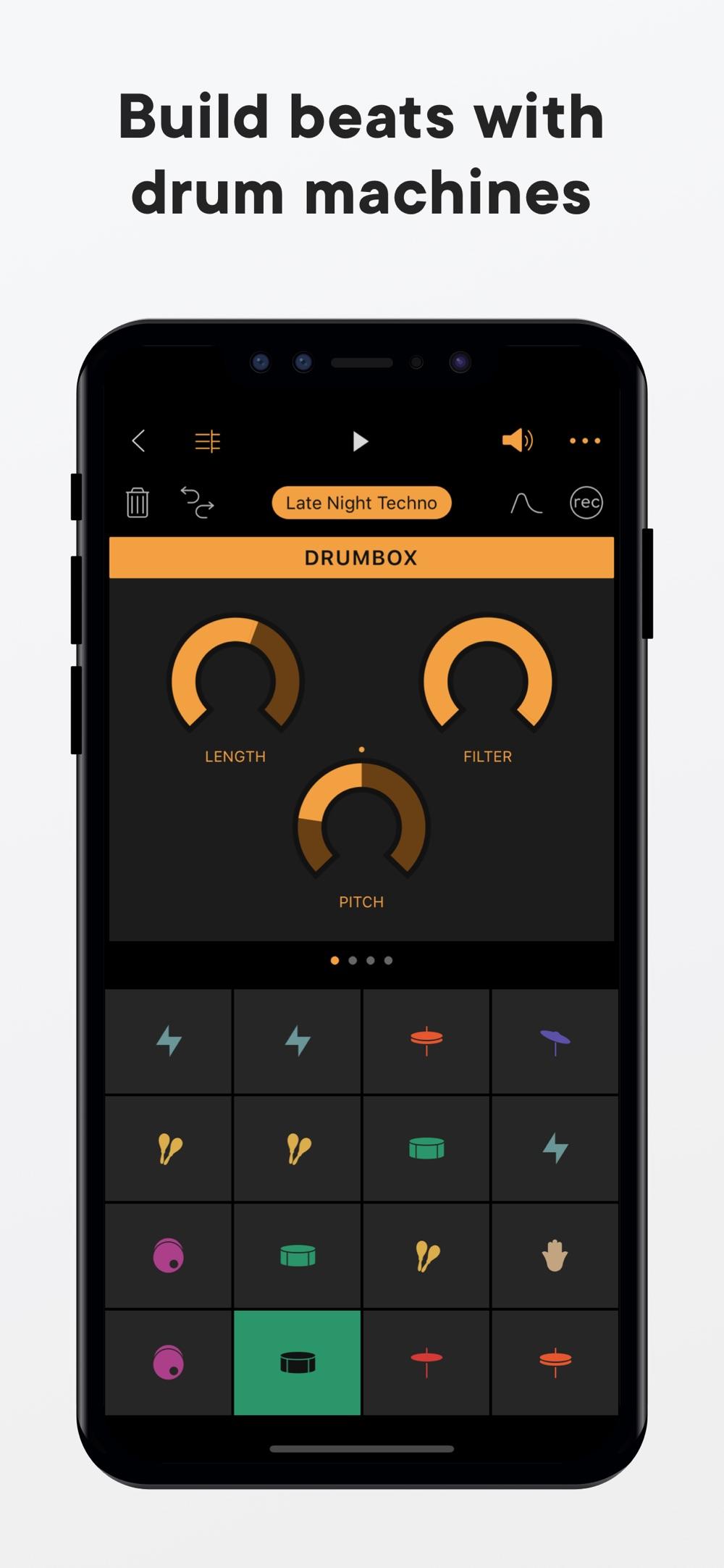 Groovebox: Beat & Synth Studio hack tool