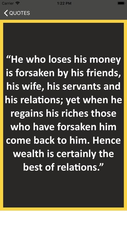 Chanakya wisdom for success screenshot-6