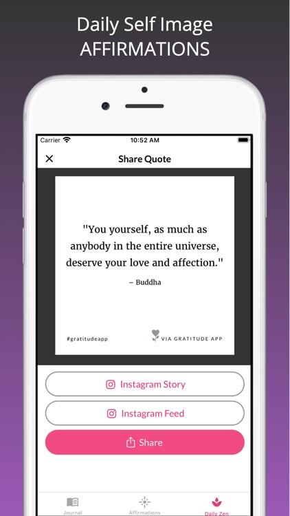 Gratitude Happiness Journal screenshot-3