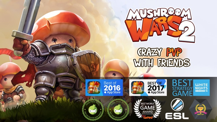 Mushroom Wars 2 - RTS meets TD screenshot-4