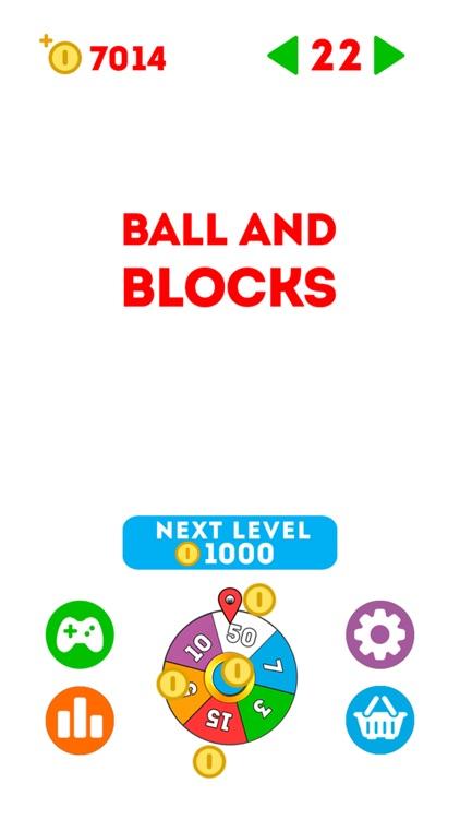 Ball and Blocks