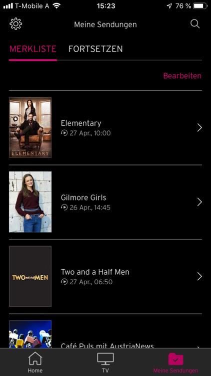 Magenta TV (AT) screenshot-3