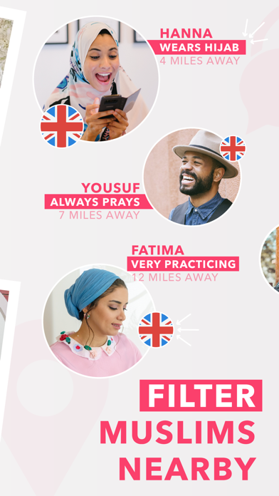 Screenshot for muzmatch: Single Muslim dating in Jordan App Store
