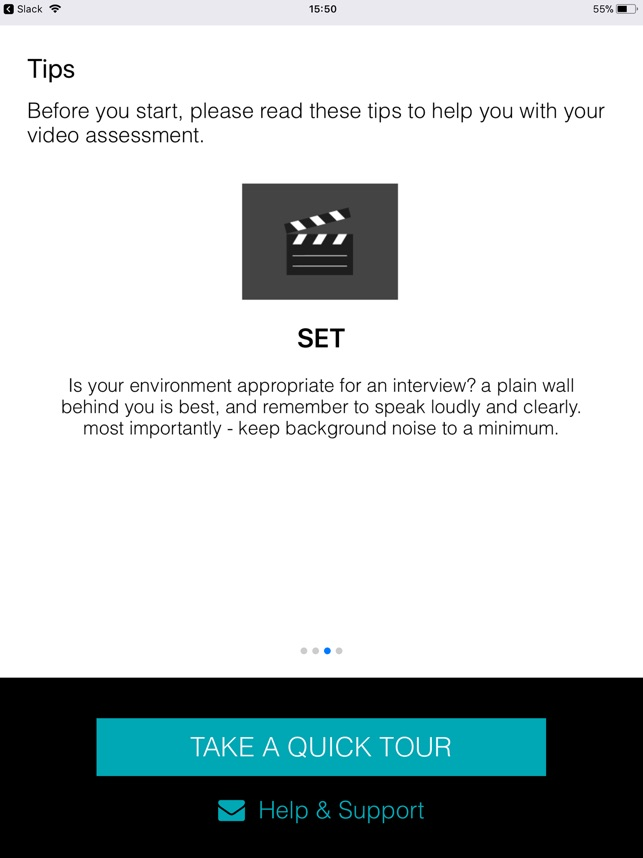 LaunchPad Video Interview on the App Store