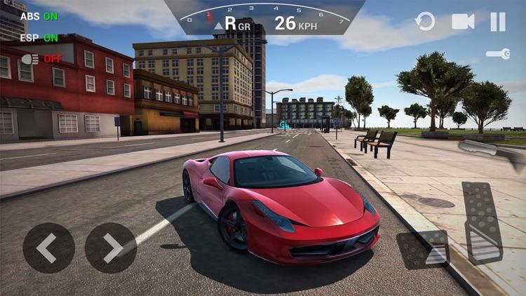 Ultimate Car Driving Sim screenshot-5