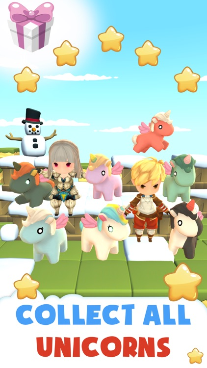 Unicorn games for girls 6 7 8 screenshot-4