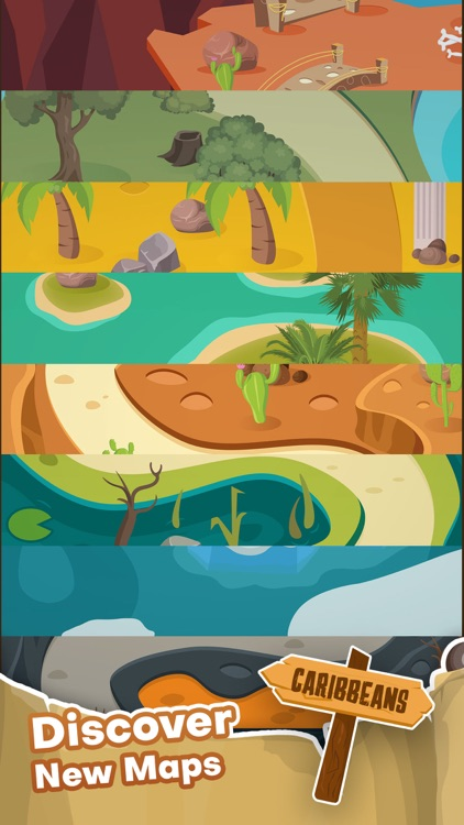 Word Hunters - Word Game screenshot-3