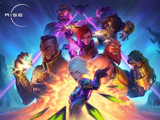 Скачать игру Rise: Shooter Arena