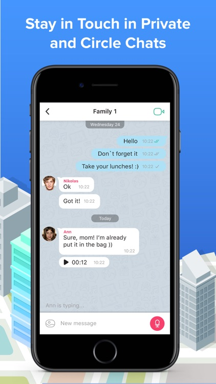 Family Locator by Fameelee screenshot-5