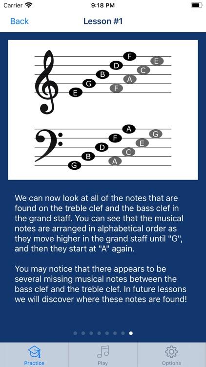 NoteRacer - Music Note Reading screenshot-4
