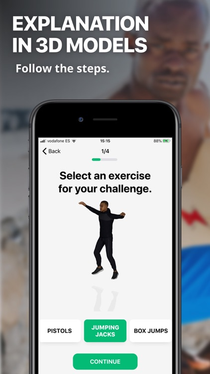 30 Day Fitness Workout at Home screenshot-4