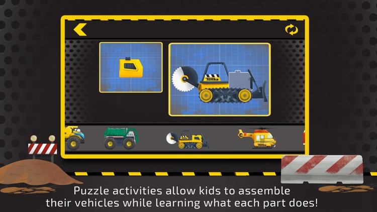 Tonka: Trucks Around Town screenshot-4