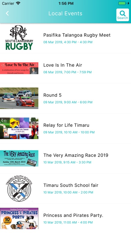 The Timaru App screenshot-3