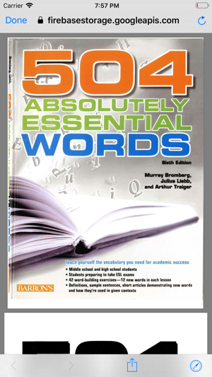 504 Vocabulary Book Pdf