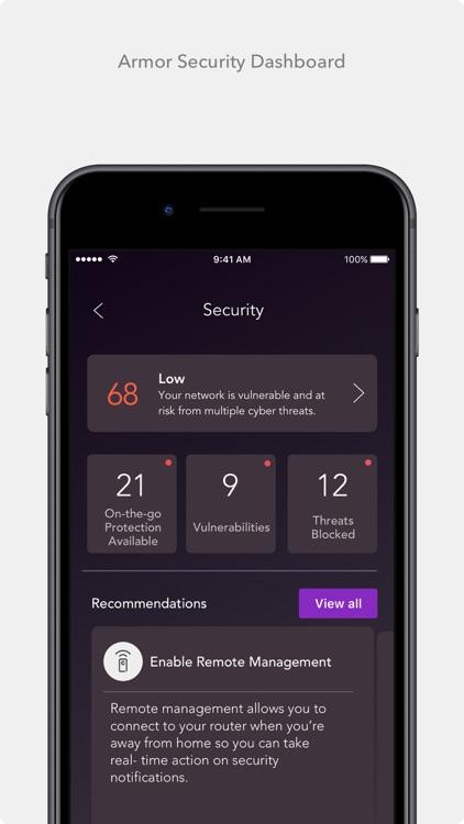 NETGEAR Nighthawk - WiFi App