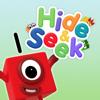 Numberblocks Hide and Seek - Blue-Zoo