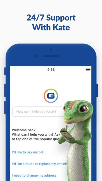 GEICO Mobile - Car Insurance screenshot-8