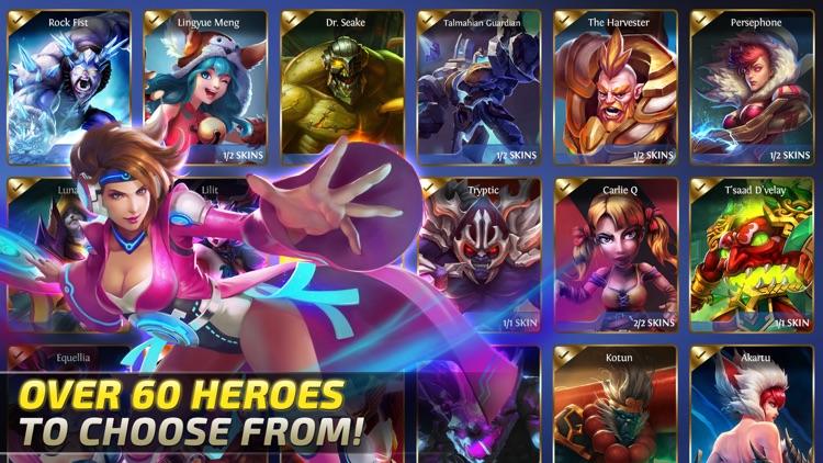 Heroes of Order & Chaos screenshot-4