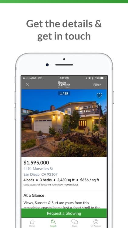 BHG Real Estate Homes For Sale screenshot-0