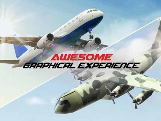 Flight Simulator 2019: Pilot-ipad-2