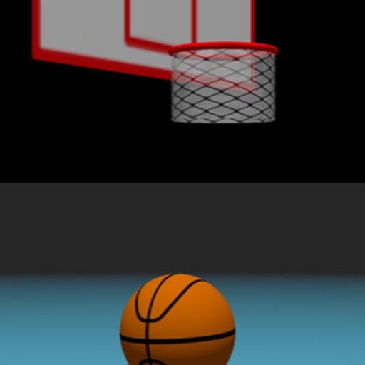 Free Shot Basketball Game