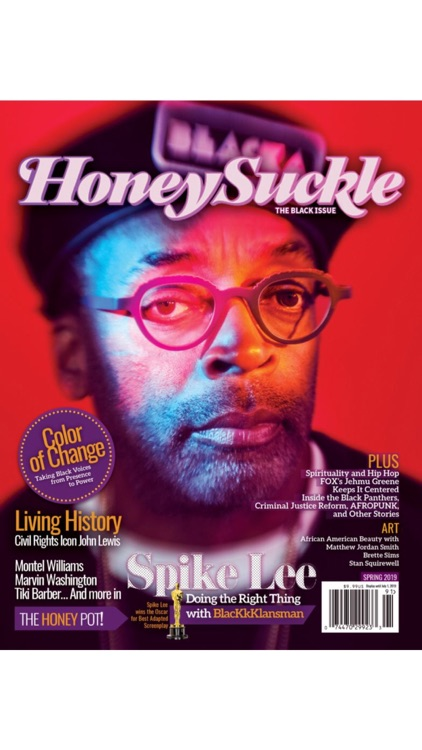 Honeysuckle Magazine
