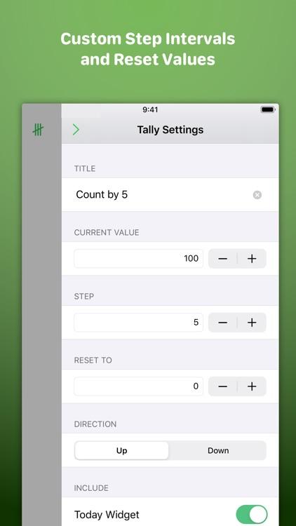 Tally • Quick Counter screenshot-3