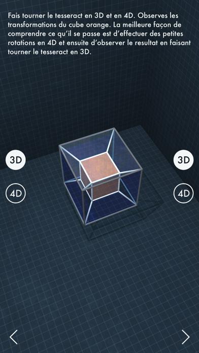 Screenshot La quatrième dimension