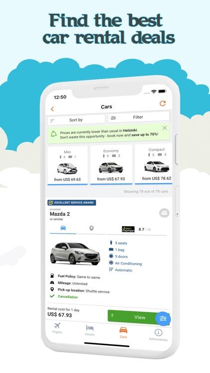 Cheap Air Tickets — Aviaticket screenshot-6