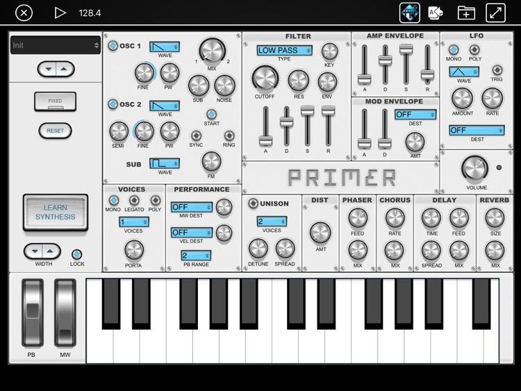 Primer synth