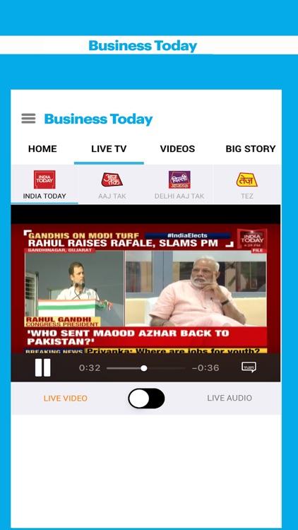 Business Today Live screenshot-4