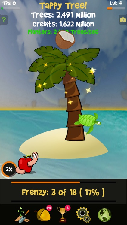 Tappy Tree - Idle Clicker Game screenshot-6