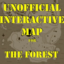 Map for The Forest