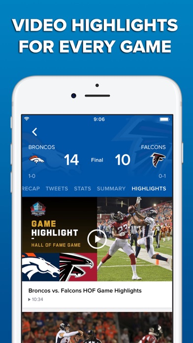 Screenshot for CBS Sports App Scores & News in Canada App Store
