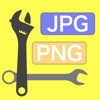 JPG,PNGに一括変換 - iPhoneアプリ