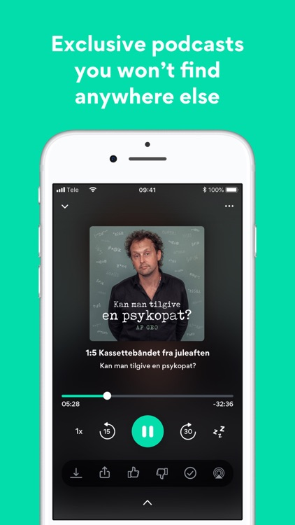 Podimo – a world of podcasts