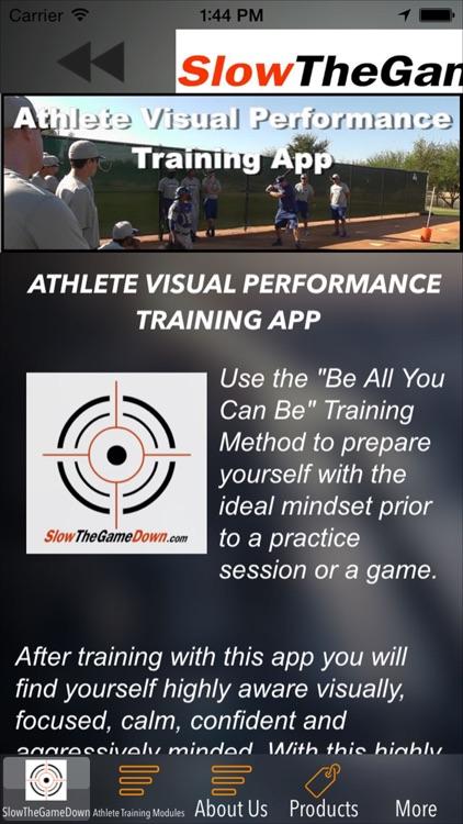 3D Depth & Focus Trainer