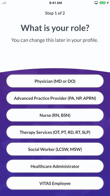 VITAS Healthcare screenshot-4