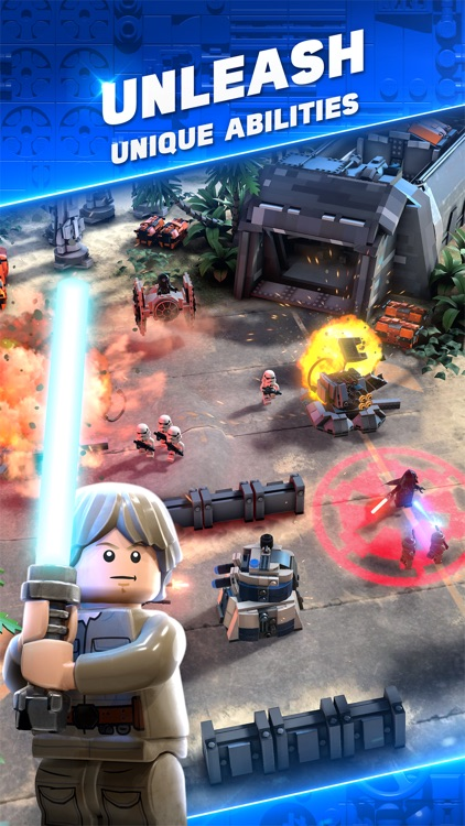 LEGO® Star Wars™ Battles screenshot-3