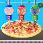 Factory Pizza Cooking Game