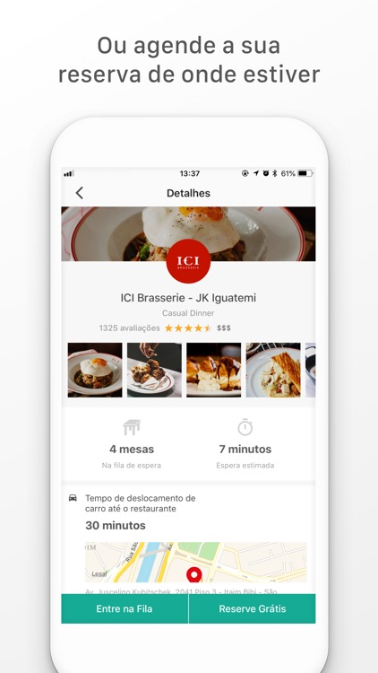 Get In - Restaurantes e Bares screenshot-5