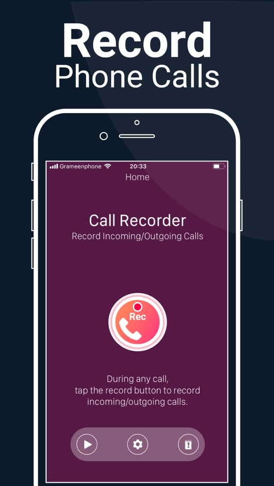 mobile phone call taping apps freedownload
