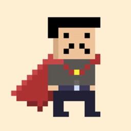 游戏人生-我的超级英雄